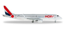 Herpa HOP! By Air France Embraer E190 1/200