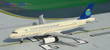Aeroclassics Saudi Arabian Airbus A320 1/400