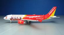 Phoenix Vietjet Air Airbus A320 'Welcome' VN-A689 1/400