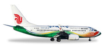 "Herpa Air China Boeing 737-700 ""Proud Son of Heaven Inner Mongolia"" 1/500"