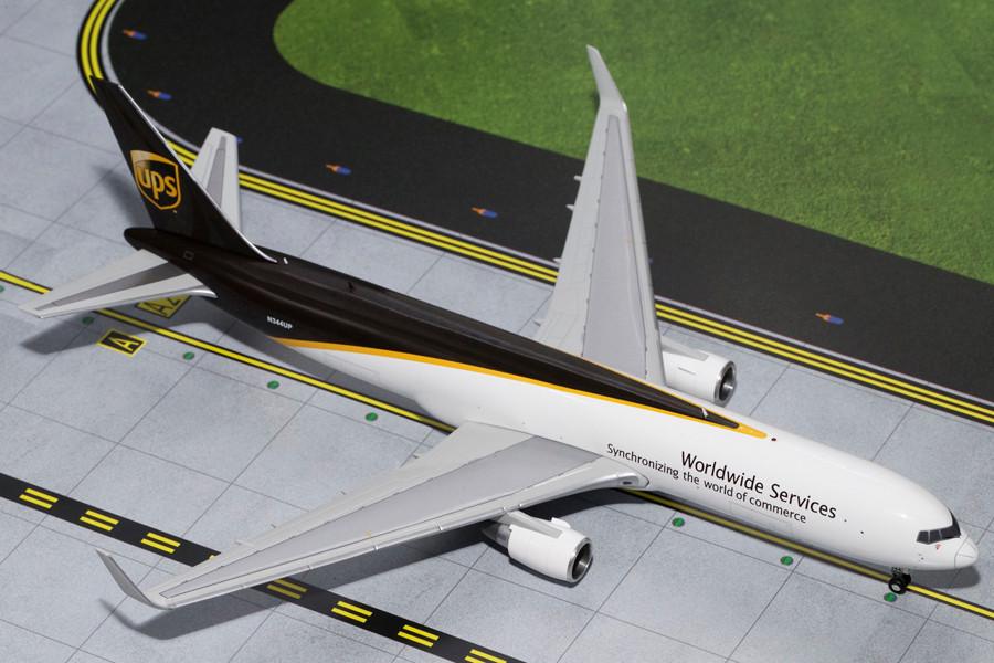 UPS Boeing 767-300F N320UP Gemini Jets GJUPS1664 Scale 1:400