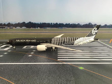 Eagle Air New Zealand Boeing 777-300ER 'All Blacks' 1/200