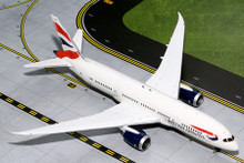 GeminiJets British Airways Boeing 787-8 1/200