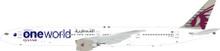 JFOX Qatar Airways Boeing 777-300 One World 1/200