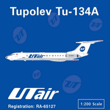 Phoenix UTAir Tupolev TU-134 1/200