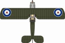 Oxford Diecast Bristol F2B Fighter 11 Sqn. RFC 1917 1/72