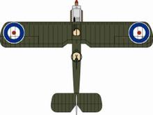 Oxford Diecast DH4 202 Sqn. RFC 1918 1/72