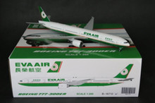 JC Wings EVA Air Boeing 777-300ER 'B-16707' 1/200