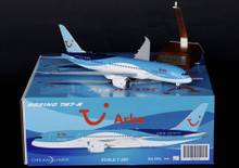 JC Wings Arkefly Boeing 787-8 Dreamliner 1/200