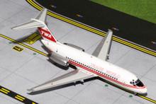 GeminiJets TWA McDonnell Douglas DC-9-10 1/200 G2TWA223