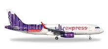 Herpa Hong Kong Express Airbus A320 1/500