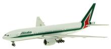 WittyWings Alitalia Boeing 777-200ER 1/400