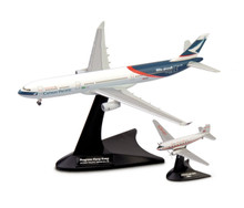 Herpa Set Douglas DC-3 / Airbus A330-300 Niki + Progress Hong Kong 1/400