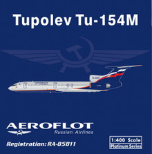 Phoenix Aeroflot Tupolev TU-154M 'RA-85811' 1/400