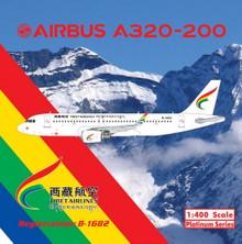 Phoenix Tibet Airlines Airbus A320 'Sharklets' 1/400