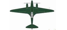 Oxford De Havilland DH 88 Comet G-ACSR 1/72