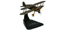 Oxford Royal Air Force Gloster Gladiator 1/72