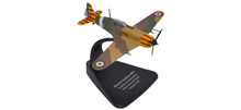 Oxford Vichy French Air Force Morane Saulnier 1/72