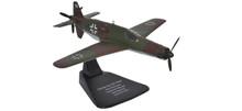 Oxford Luftwaffe Dornier Do 335 Pfeil Smithsonian Museum (without Swastika) 1/72