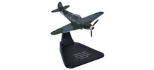Oxford Soviet Air Force Yak 3 Normandie Regiment 1945  1/72