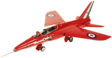 Aviation 72 Folland GNAT Red Arrows XR540 1/72