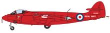 Aviation 72 Hawker Sea Hawk Red Devils Display Team 1957 WM934 1/72