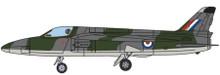 Aviation 72 Folland GNAT Single Seater RAF Cosford Museum XK724 1/72