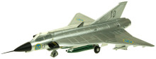Aviation 72 SAAB Draken J35 Metal Scheme 1/72