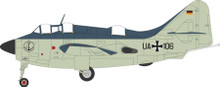 Aviation 72 Fairey Gannet A54 German Navy Preserved Berlin-Gatow Germany 1/72