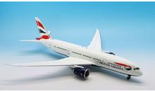 Inflight200 British Airways Boeing 787-8 Dreamliner G-ZBJA 1/200
