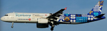 JC Wings Turkish Airlines Airbus A321 TC-JRG 'Turkey- Discover the Potential' 1/400