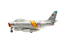 Hogan ROCAF, 2nd TFW 11th TFG 44th TFS F-86F-40 HsinChu AFB, Tail Code: 078 Serial Number: 12901 1/200