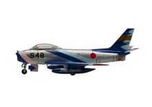 Hogan Japan Air Self-Defense Force F-86F SABER  BLUE IMPULSE 1/200