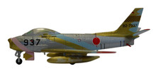Hogan Japan Air Self-Defense Force F-86F SABER BLUE IMPULSE 'gold' 1/200