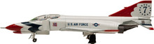Hogan USAF F-4E Thunderbirds (Twin seat) Tail no. 7 1/200