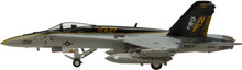 "Hogan US Navy VFA-27 F/A-18C, ""Royal Maces"", CVW-5, CV-63, USS Kitty Hawk, NF 200 Bureau Number: 164045 1/200"