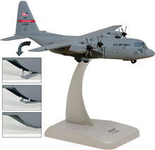 Hogan US Air Force C-130H Georgia Air National Guard with Optional ramp door 1/200
