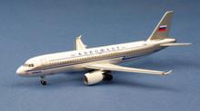 AeroClassics Aeroflot Airbus A319 VP-BWA P.Chaikovsky 1/400