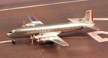 AeroClassics American Airlines Douglas DC-6B N90751 1/400