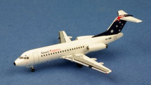 AeroClassics Ansett Express Fokker 28 VH-EWF 1/400