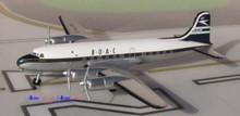 AeroClassics BOAC CL-4 Argonaut G-ALHN 'New Colors' 1/400