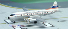 AeroClassics Continental Airlines Viscount 800 N241V Delivery Colours 1/400