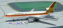"AeroClassics Continental DC10-30 N14063 ""Red meatball livery"" 1/400"