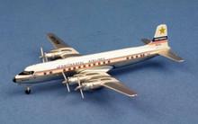 AeroClassics Continental Douglas DC-7B N8214H 1/400