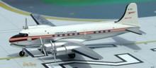 AeroClassics Cubana de Aviacion CL-4 North Star CF-TFC - TCA Hybrid 1/400