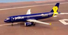 """AeroClassics JetBlue Airbus A320 N775JB """"Veterans in Blue"""" 1/400"""