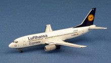 AeroClassics Lufthansa Express Boeing 737-300 D-ABXZ 1/400