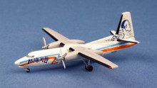 "AeroClassics Mahalo Air Fairchild F-27 N981MA ""The Honu"" 1/400"