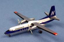 AeroClassics Nordair Fairchild Hiller FH-227 CF-NAJ 1/400
