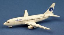 AeroClassics Sabena Boeing 737-200 OO-SDE 1/400